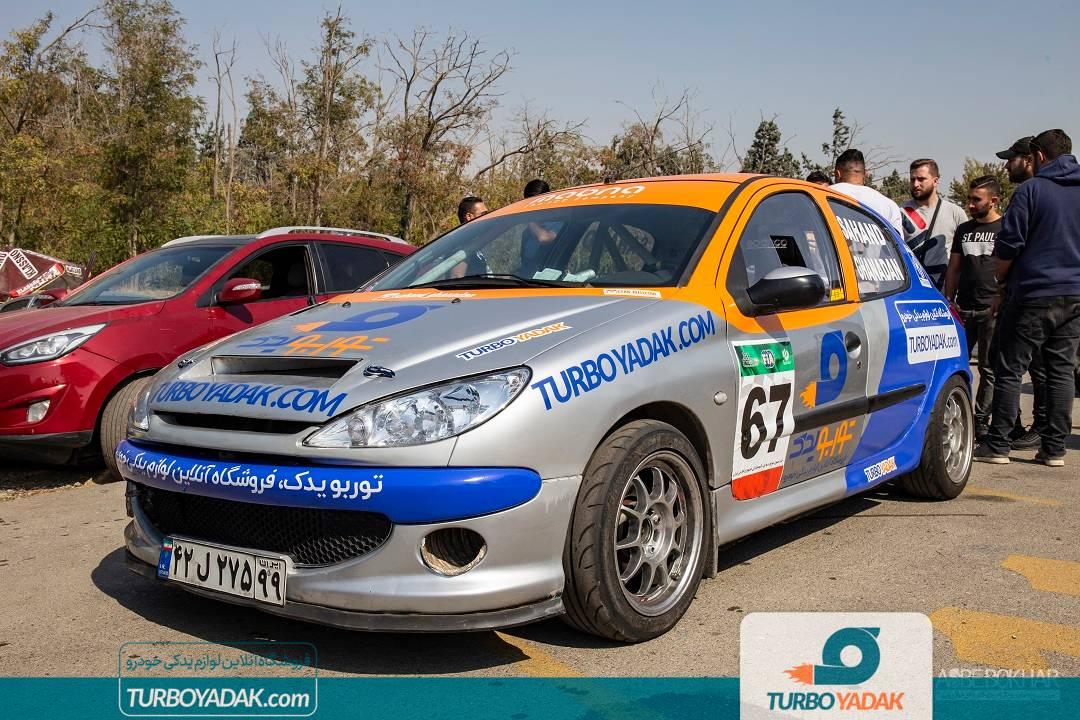 مسابقه سرعت در کارتینگ آزادی