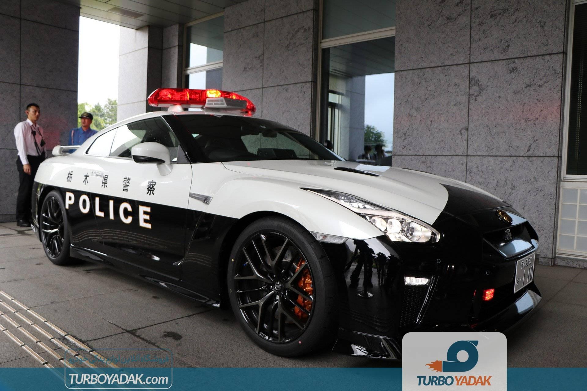 ماشین پلیس استرالیا