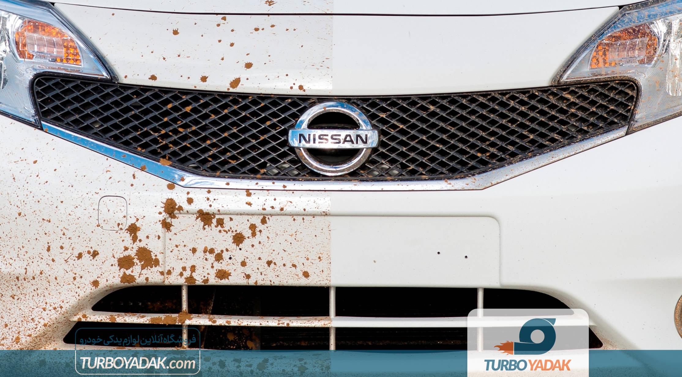 شستشوی ماشین بدون آب