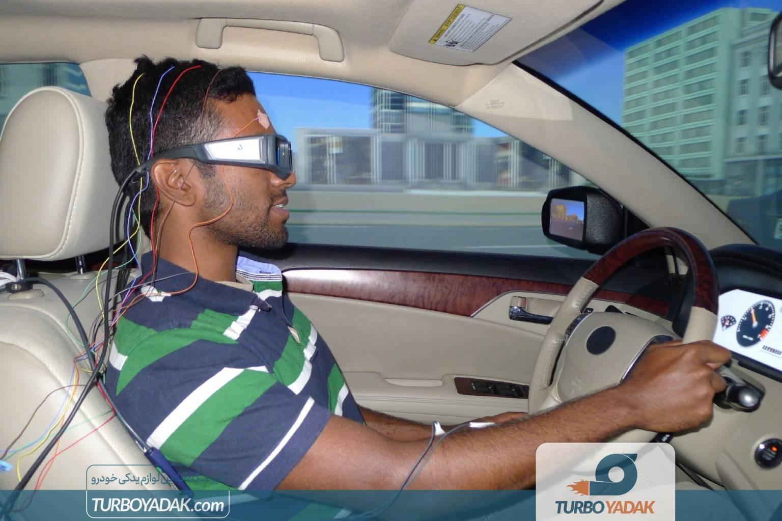 قوانین راهنمایی رانندگی برای نابینایان