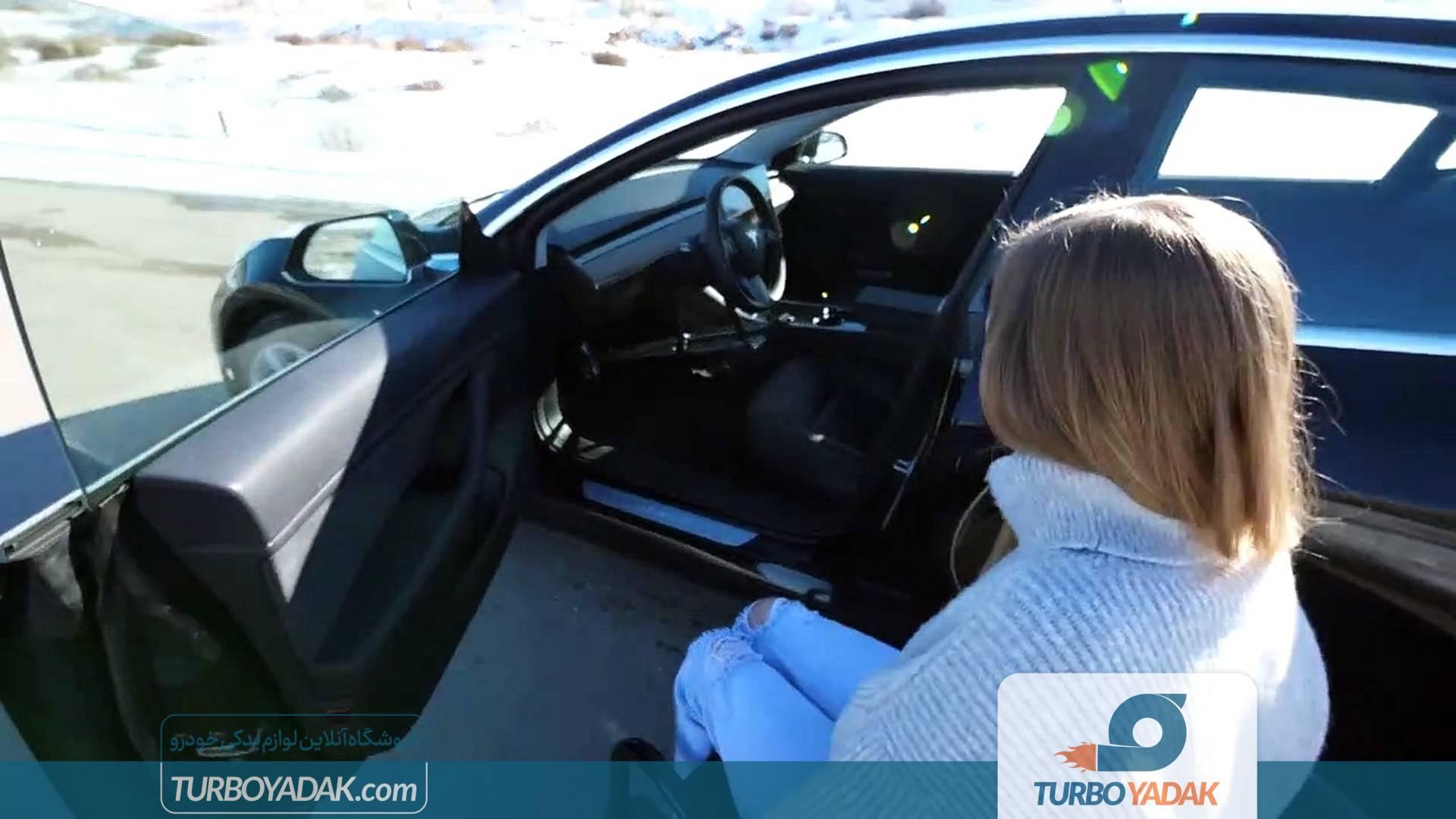 رانندگی معلولین در ایران