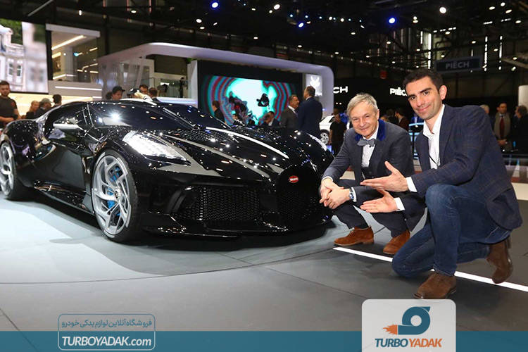 گران ترین خودروی دنیا