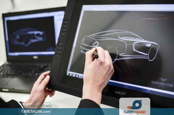 طراحی نرم افزاری خودرو