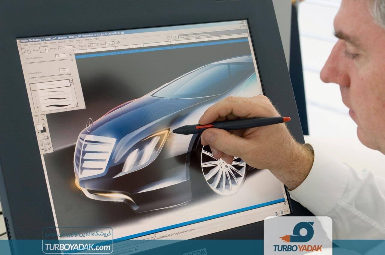 مدل سازی خودروها
