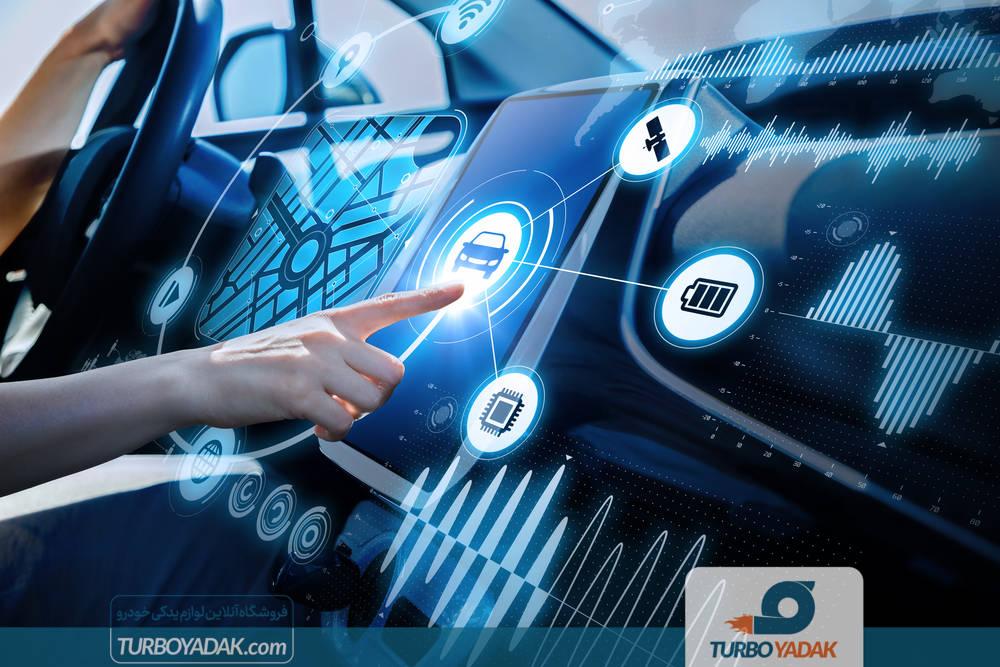 اینترنت اشیا در خودرو