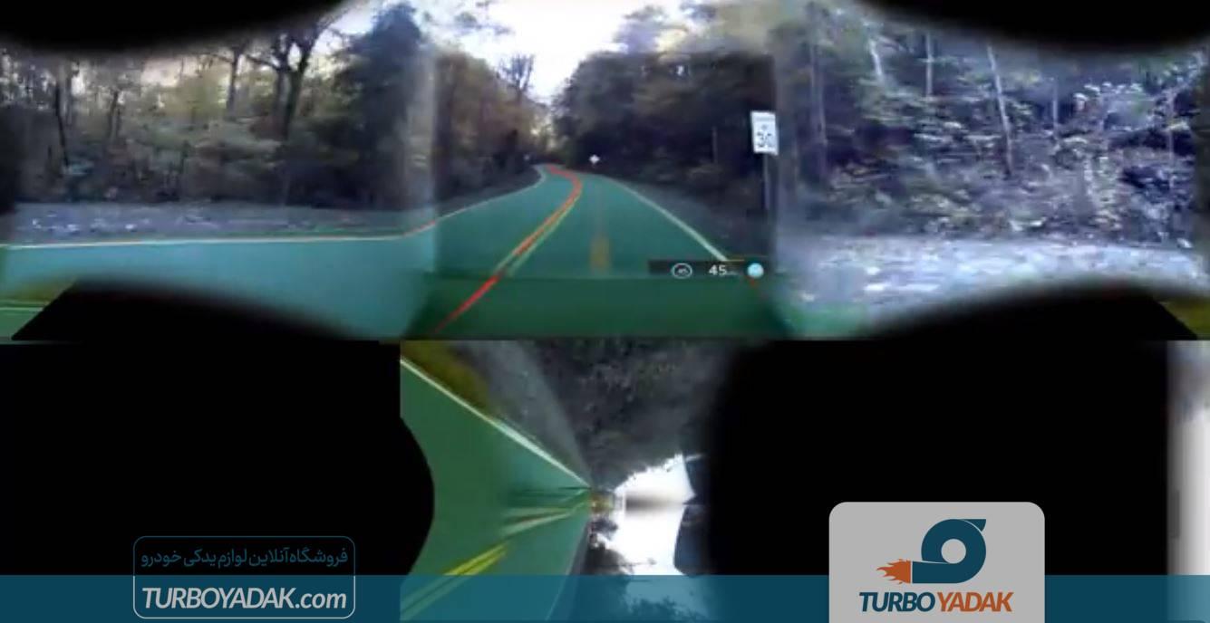 دوربین جلوی خودروها