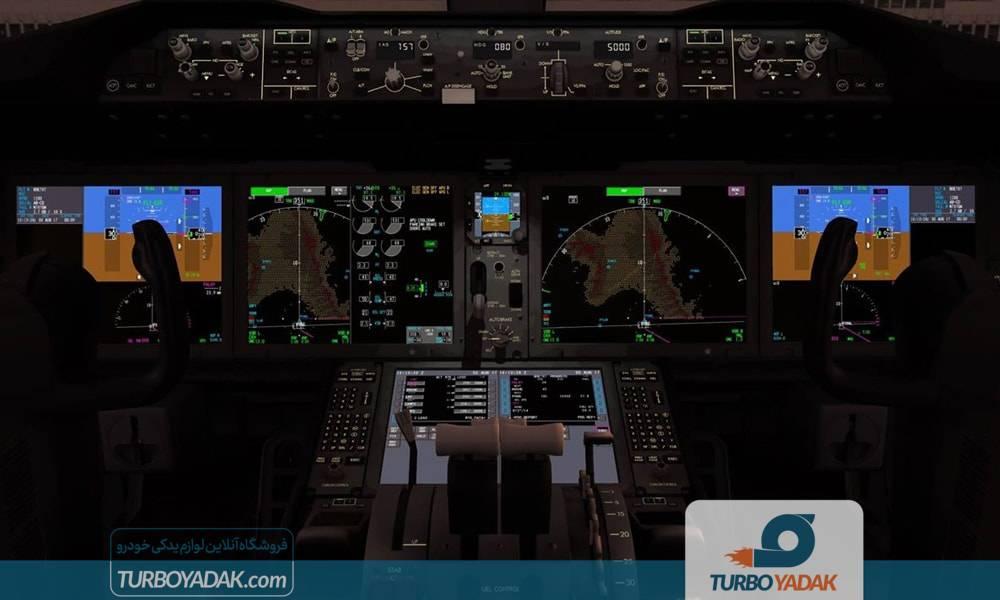 سیستم اتوپایلوت هوا فضا