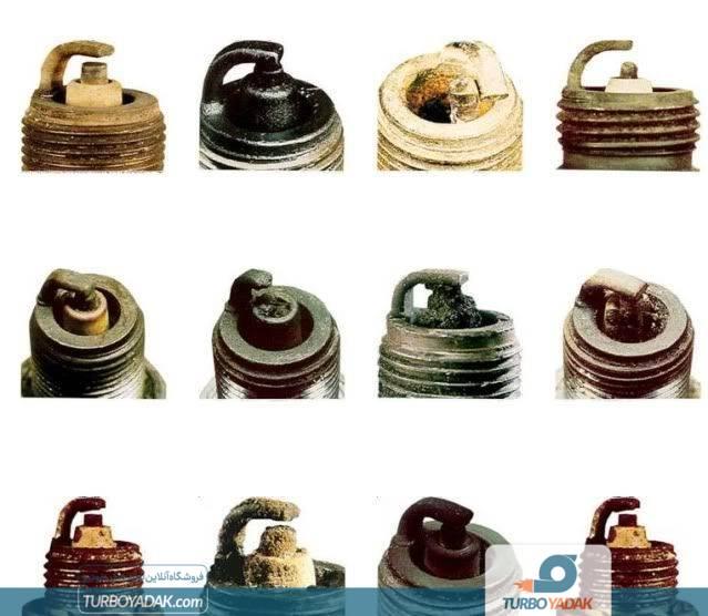عوامل خرابی شمع ها