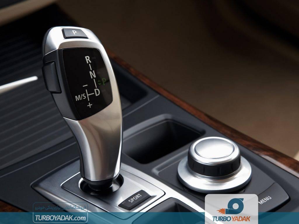 رانندگی با خودروی مجهز به گیربکس AMT