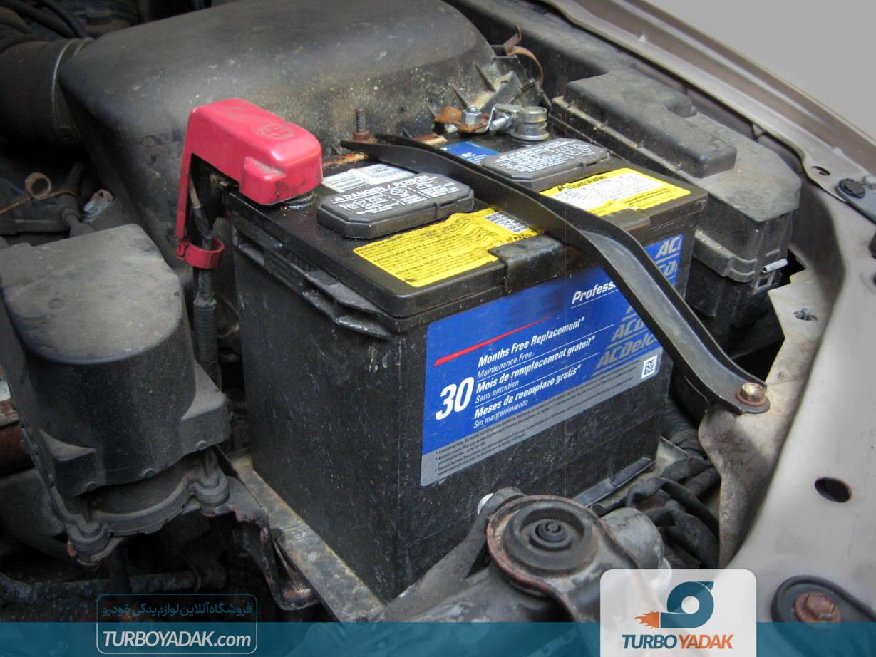 سیستم برقی خودرو
