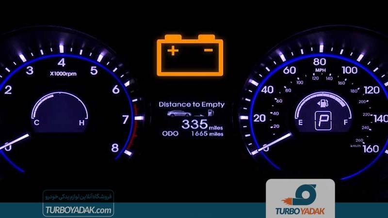 علائم هشداردهنده خرابی باتری