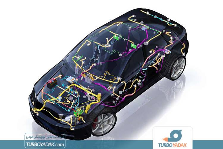 انواع سنسور در خودرو