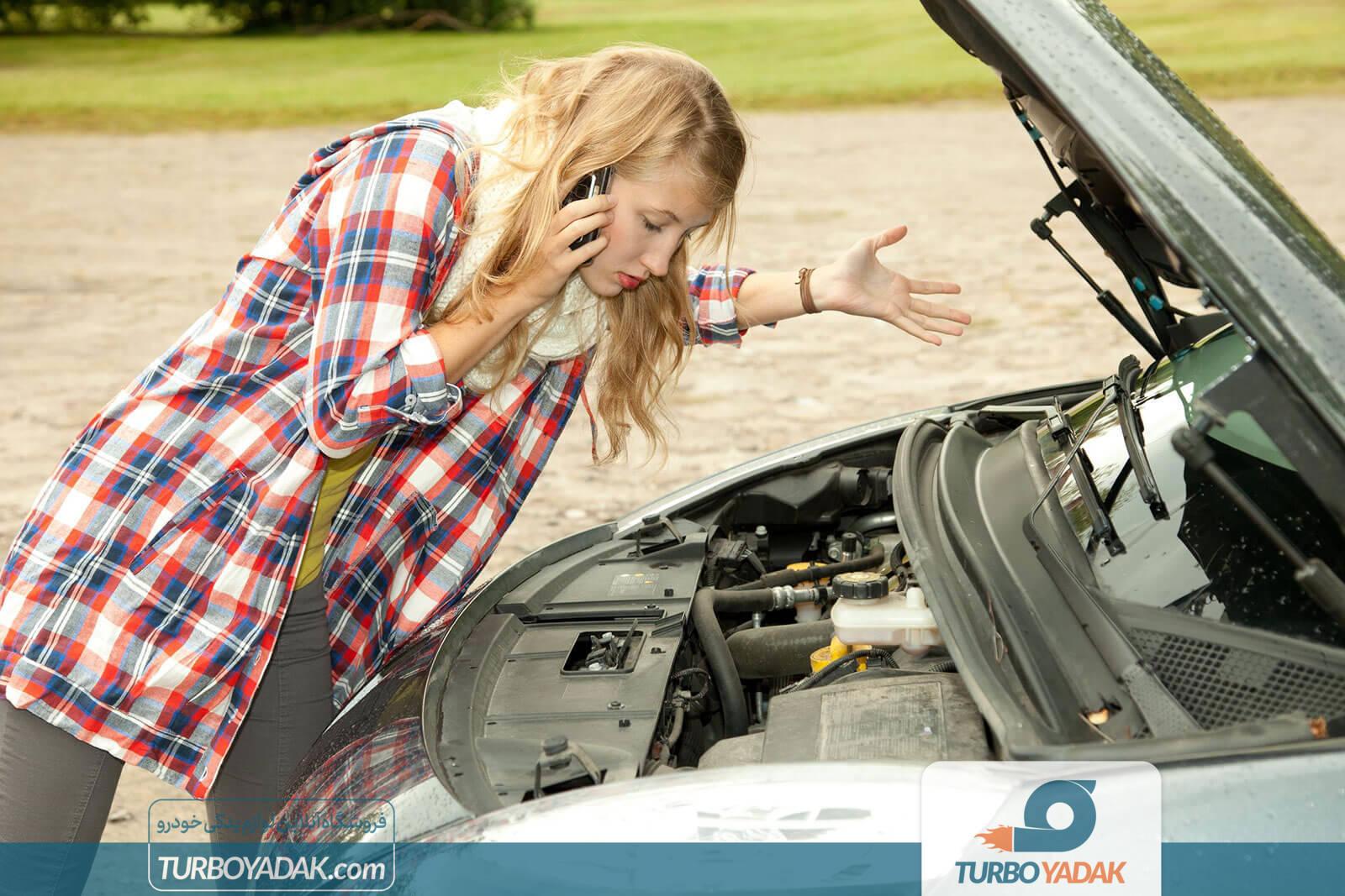 خاموش شدن ناگهانی خودرو