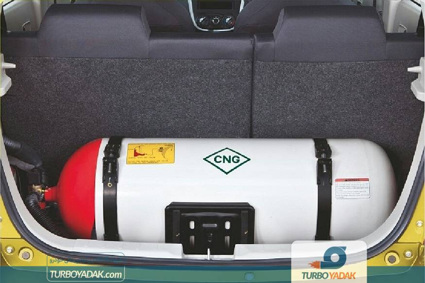 باک CNG خودرو