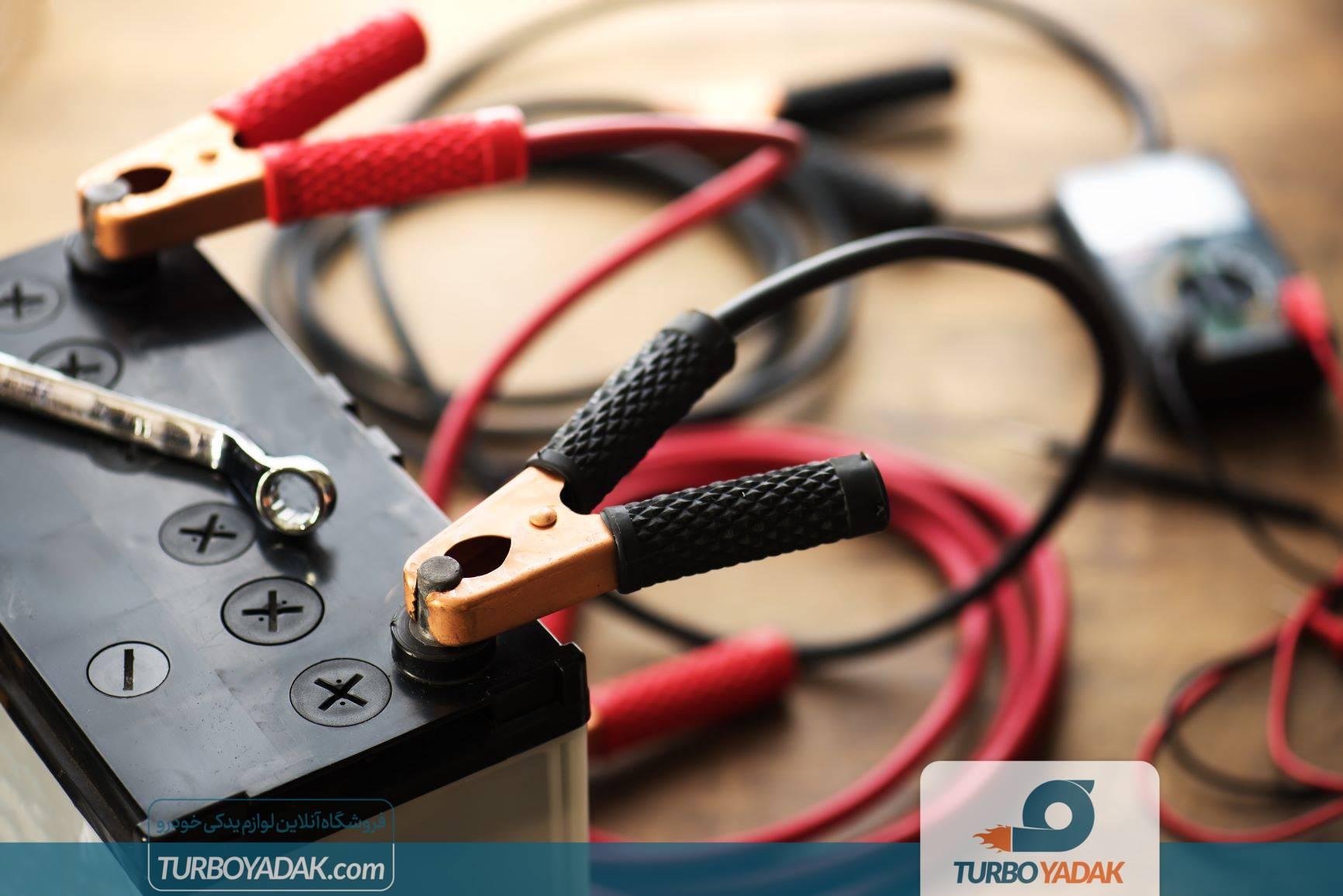 کابل باتری به باتری