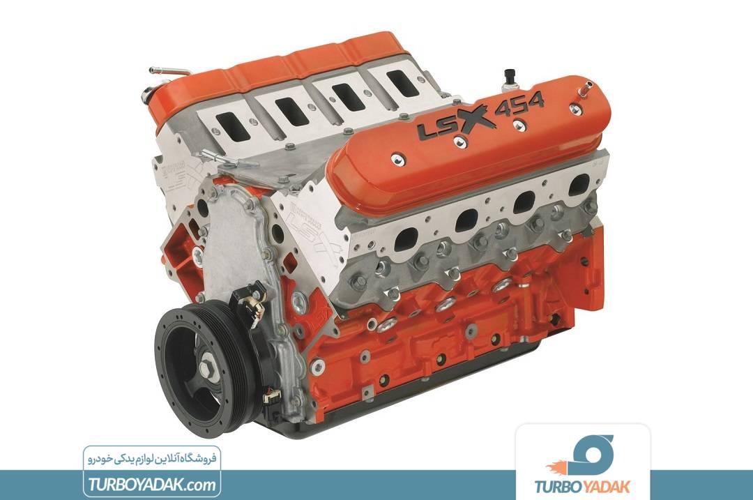 موتور هشت سیلندر
