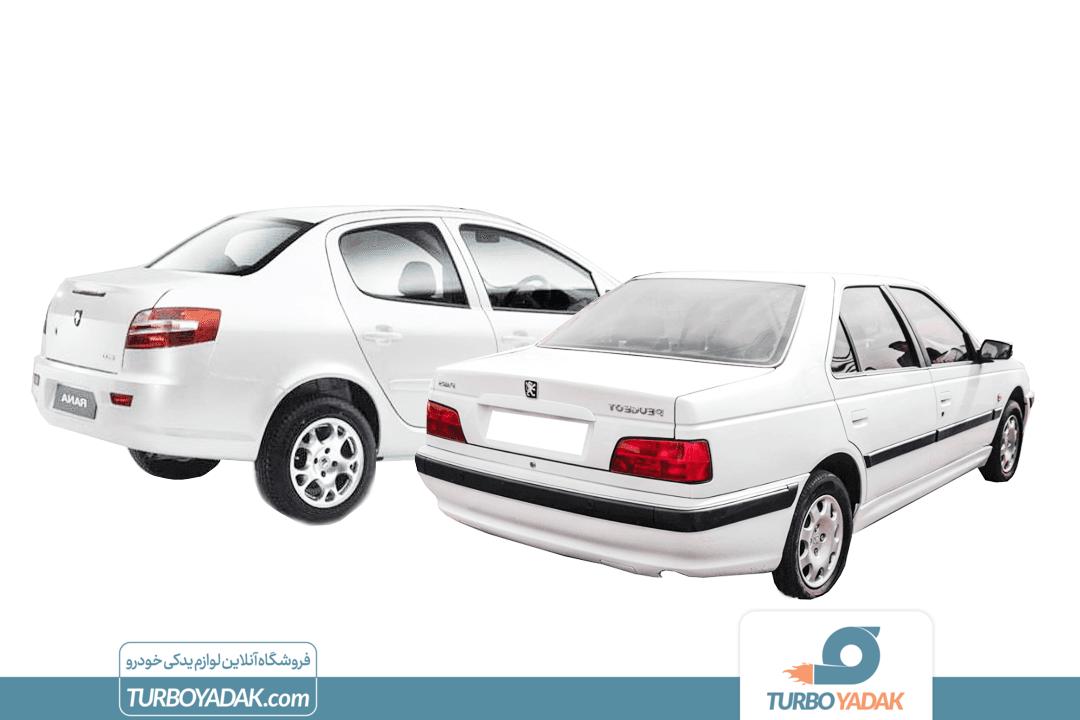 t مقایسه رانا و پژو پارس TU5 ، دو خودرو با موتوری مشترک! مجله اینترنتی سبز شمال