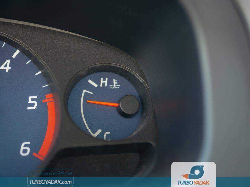 دمای موتور
