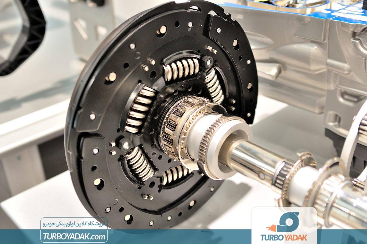 صفحه کلاچ در سیستم انتقال قدرت