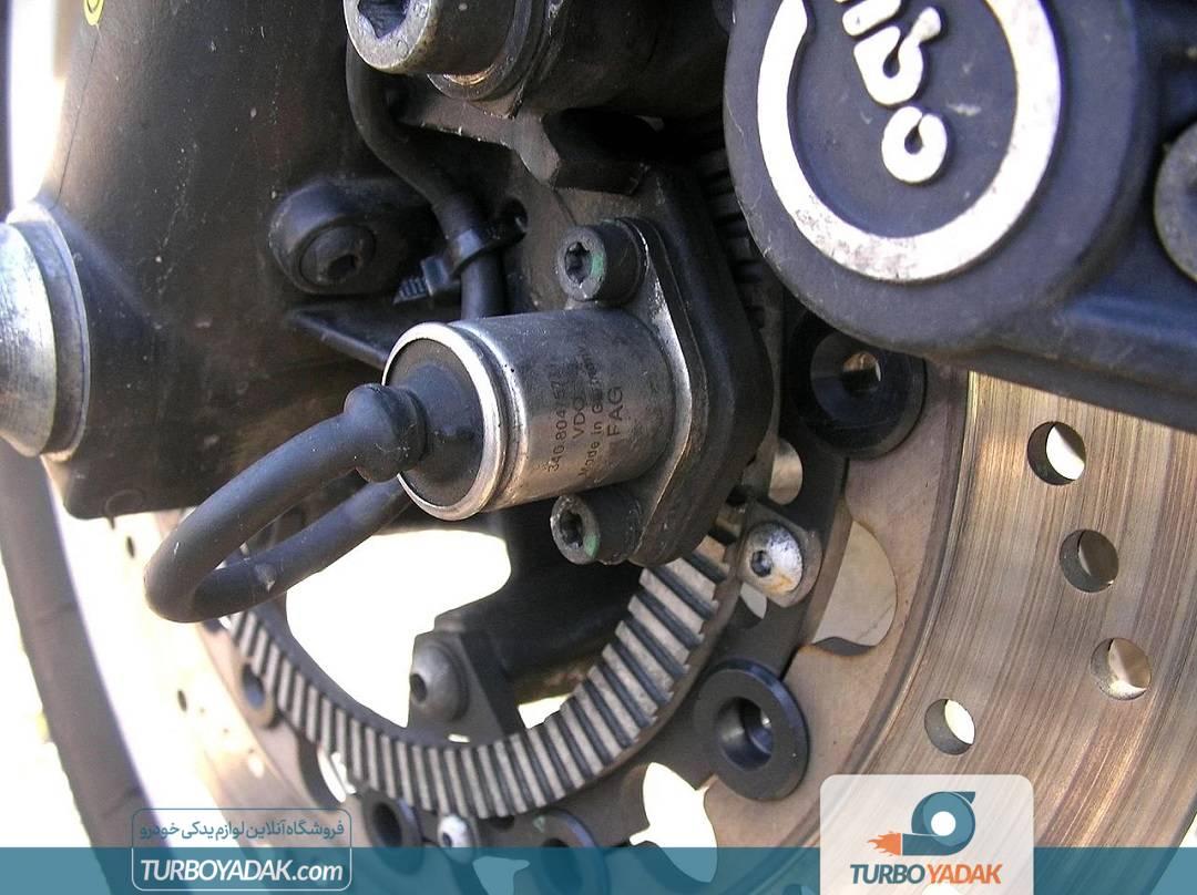 سنسور سرعت چرخش چرخ